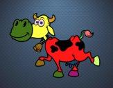 Vaca lechera 1