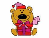 Osito con un regalo 1
