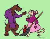 La ratita presumida 11