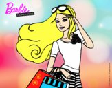 Barbie con bolsas