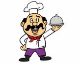 Cocinero italiano