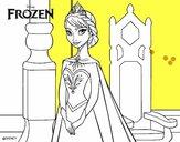 Frozen Reina Elsa