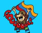 ¡Gooooool!
