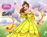La Bella y la Bestia - Princesa Bella