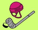 Material de hockey