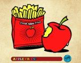 Apple fries