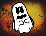 Fantasma asustado