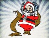 La lista de Papá Noel