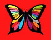 Dibujo Mariposa 8 pintado por yaneth123