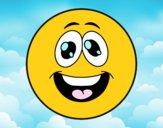 Dibujo Smiley divertido pintado por LunaLunita