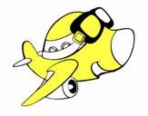 Avión pequeño II