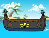 Barco de indios
