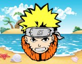Naruto enfadado