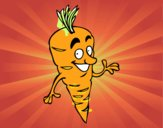 Señor zanahoria