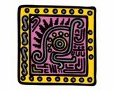 Símbolo maya