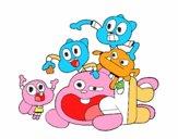 Gumball y amigos