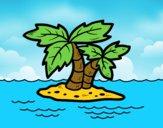 Isla desierta