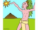 Rito maya
