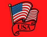 Bandera de los Estados Unidos