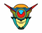 Máscara cíclope