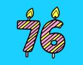 76 años