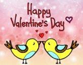 Dibujo El día de San Valentín pintado por 123myi