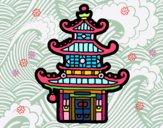 Pagoda china