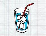Dibujo Un vaso de refresco pintado por starlimon