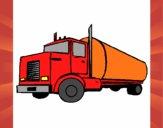 Camión cisterna 1