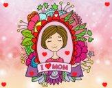 Dibujo Homenaje a todas las madres pintado por Furby18