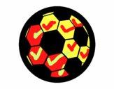 Pelota de fútbol III