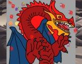Dragón estilo japonés