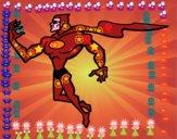 Superhéroe poderoso
