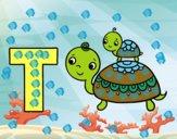 T de Tortuga