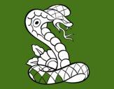 Tatuaje de cobra
