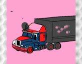 Camión tráiler