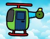 Helicóptero ligero