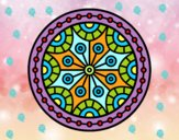 Mandala equilibrio mental
