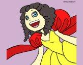 Princesa risueña