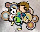 Toques con el balón