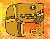 Jeroglífico maya