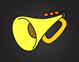 Una trompeta