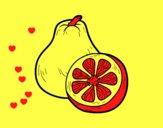 Fruta exótica ugli