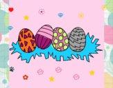 Huevos de pascua III