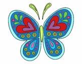 Mandala mariposa