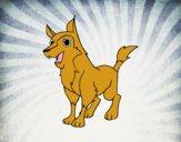 Dibujo Perro mestizo pintado por SOYLUN
