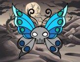 Dibujo Mariposa Emo pintado por AmorKg