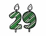 29 años