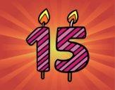 15 años