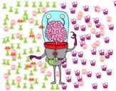 Extraterrestre cerebro
